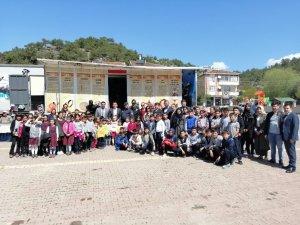 Çanakkale Gezici Müzesi, Hanönü'nde ziyarete açıldı