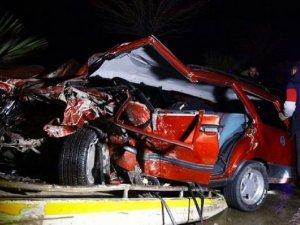 Ölümlü trafik kazasına müebbet