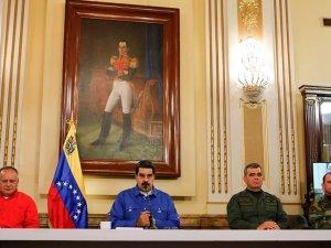 Venezuela'da darbe girişimi! Son durum ne?