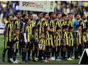 Spor Toto Süper Lig: Fenerbahçe: 0 - Akhisarspor: 0 (Maç devam ediyor)