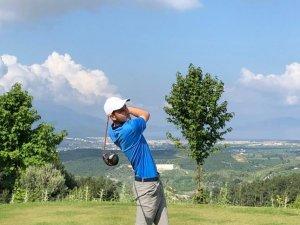 Kuşadası'nda golf heyecanı