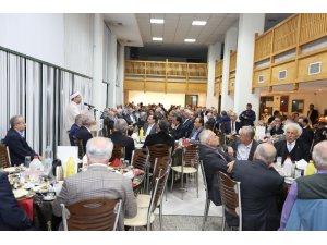 Diyanet İşleri Başkanı Erbaş, İSAM iftarına katıldı
