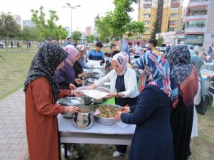 İmece usulü iftar