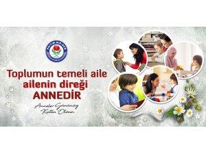Başkan Durak'tan 'Anneler Günü' mesajı