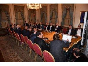 Okçular Vakfından 'Malazgirt' konulu toplantı