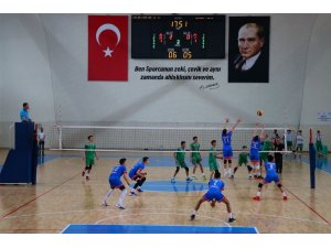 Yıldız Erkekler Voleybol Türkiye Şampiyonası final müsabakaları tamamlandı