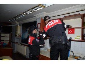 Polisten tombala ve kumar uygulaması