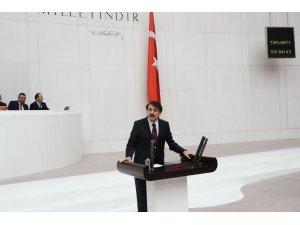 """Milletvekili Aydemir: """"Ümmet Analarına şükran borçluyuz"""""""