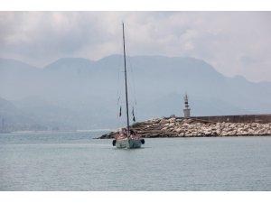 Barış için yelken açan kadınlar, Kastamonu'ya ulaştı