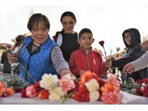 Altınordu'da anneler unutulmadı