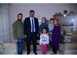 Kahramankazan Belediye Başkanı Oğuz'dan iftar sürprizi
