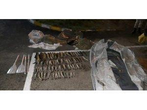 Botla kaçak balık avına bin 978 TL ceza