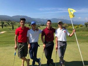 Türkiye Golf Turu'nda 7. Ayak Kuşadası'nda tamamlandı