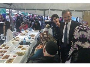 Başkan Kılınç orucunu vatandaşlarla birlikte açtı