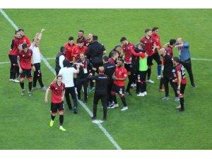Gençlerbirliği tekrar Süper Lig'de