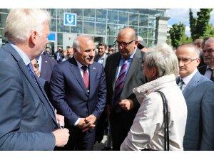 Dortmund'da Trabzon Meydanı açıldı
