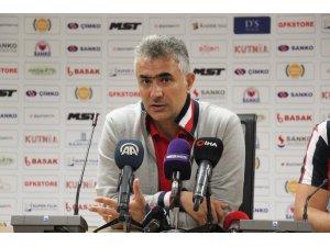 Gazişehir Gaziantep - Gençlerbirliği maçının ardından