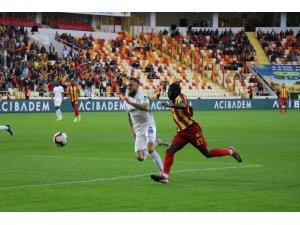 Spor Toto Süper Lig: E. Yeni Malatyaspor: 0 - B.B. Erzurumspor: 0 (İlk yarı)