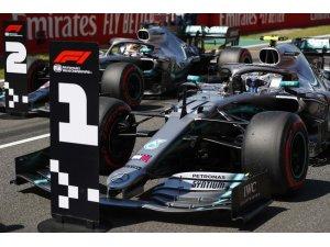 İspanya'da ipi Hamilton göğüsledi
