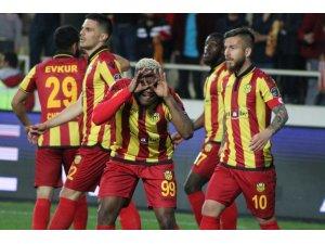 Spor Toto Süper Lig: E. Yeni Malatyaspor: 3 - BB Erzurumspor: 1 (Maç sonucu)