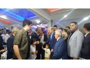 İçişleri Bakanı Soylu, Gaziosmanpaşa'da Ünyeliler iftar programına katıldı