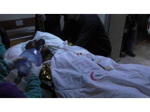 Taş ocağında patlama: 4 işçi ağır yaralı