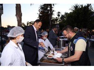 Başkan Ulutaş Şehit ve Engelli Anneleri Unutmadı