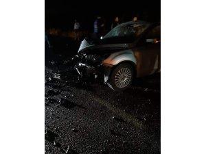 Gaziantep'te trafik kazası: 1 ölü, 5 yaralı