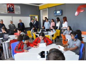 Türkiye'nin 8. FCL Sınıfı Erzincan'da açıldı