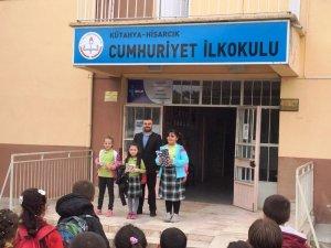Hisarcık'ta İş Sağlığı ve Güvenliği Haftası afiş yarışması