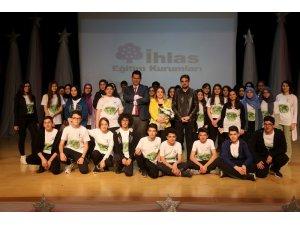 İhlas Koleji sıfır atık projesini destekliyor