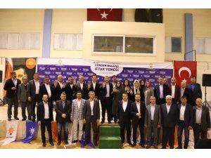 AK Parti Korkuteli teşkilatı iftarda bir araya geldi