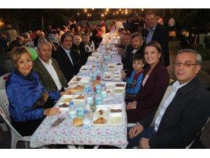 Başkan Hürriyet, vatandaşlarla iftarda buluştu