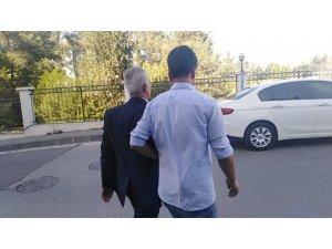 FETÖ'nun küçük bölge sorumlusu tutuklandı