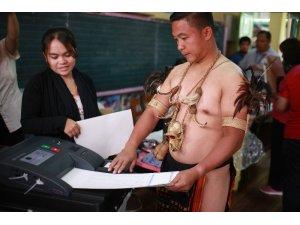 Filipinler seçime gidiyor