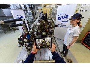 OTAM, artırılmış gerçeklik ile test devrini başlatıyor