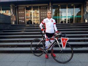 19 Mayıs için İstanbul'dan Samsun'a pedal çevirecek