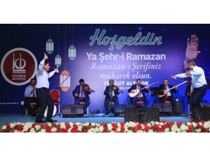 Keçiören Ramazan etkinliklerinde coşkulu türkü şöleni