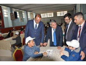 Erzurum 1. Zeka ve Akıl Oyunları Turnuvası yapıldı