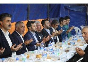 Başkan Kocaispir, şehit ailesiyle iftar açtı