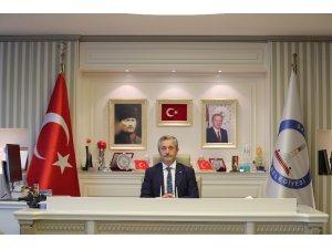Başkan Tahmazoğlu, hemşireler haftasını kutladı