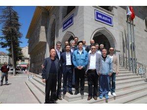 Çinliler Kapadokya'ya yatırım yapmaya hazırlanıyor