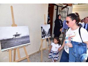 Manisa'nın asırlık fotoğrafları sergileniyor