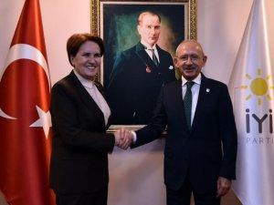 Kılıçdaroğlu ve Akşener'den YSK'ya tepki