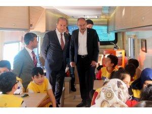 Bilim Karavanı Kayseri'de