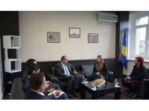 Kosova ve Türkiye tarım alanında işbirliğini derinleştirecek
