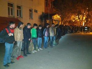 Ağrı'da 10 günde 1097 göçmen yakalandı