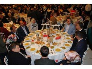 AK Parti'de STK ve şehit aileleriyle gönül iftarında buluştu