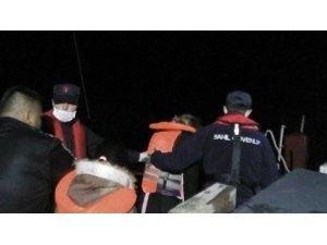 Botta 41 göçmen yakalandı