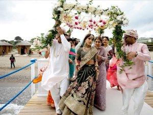 'Hint düğünleri için Türkiye'ye talep katlanarak artıyor'